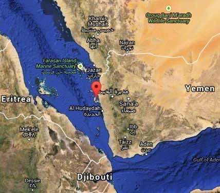 Cartina Yemen.Washington E Riyad In Maggiore Sintonia Ma Con Il Test Spinoso Dello Yemen Aspenia Online