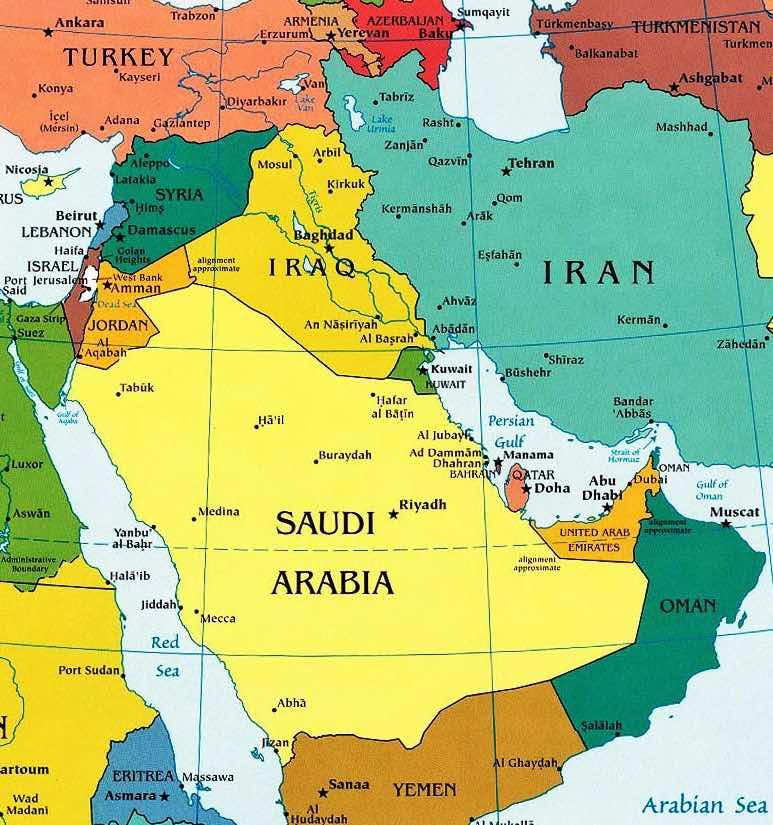 Saudi Arabia vs Iran: Riyadh eyes Iraq's rebalancing